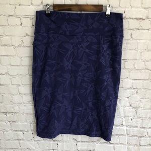 🌵4 for $20 / LulaRoe Straight Skirt Size L